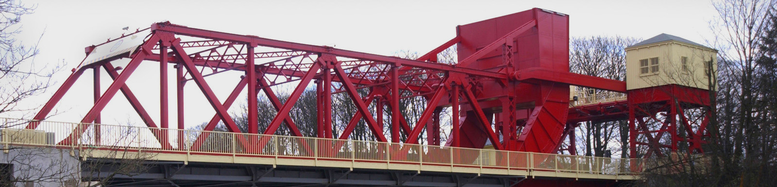 The Bascule Bridge, image courtesy Renfrewshire Council